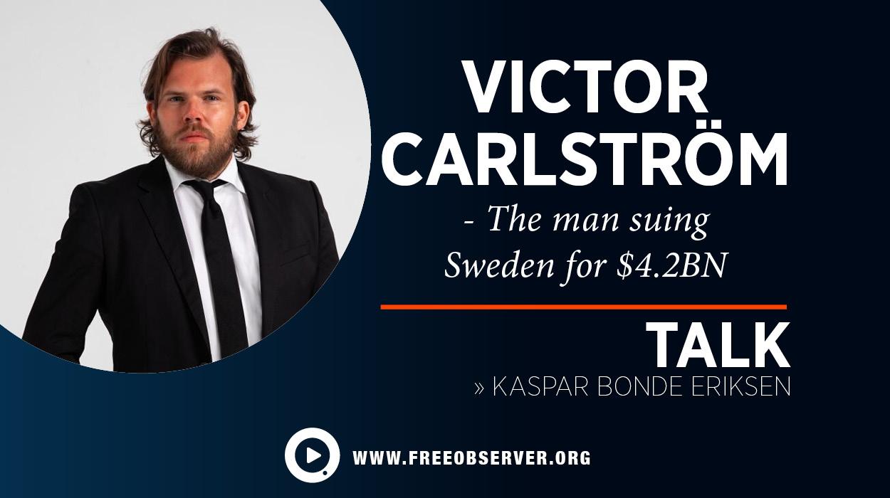 Victor Carlström